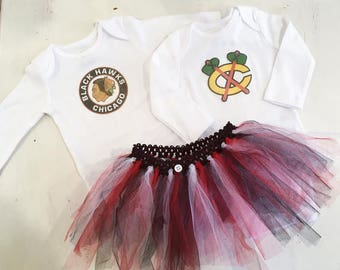 Made To Order  - Game Day Tutu outfit **Customize the perfect outfit to help cheer on your favorite Teams!