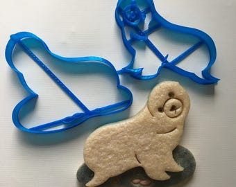 Seal Pup Cookie Cutter Set