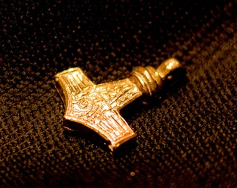 Thors hammer, small - X-75