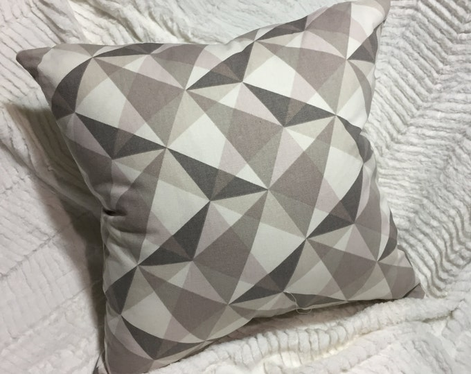 Geo Pillow Case