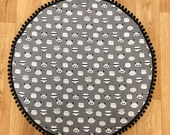 Baby Play Mat Woodland Fox and Friends