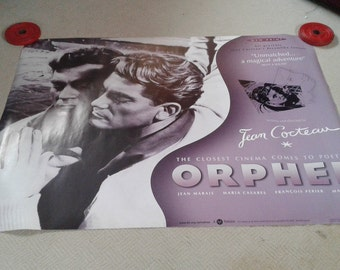 Orpheus BFI  Re-Release Poster