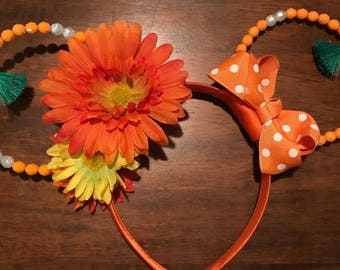 Disney's Orange Bird Inspired Ears