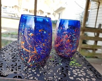 Stemless Glassware (SET OF 2)