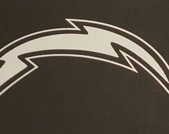 LA Los Angeles Chargers bolt SD bolts boltz Free Shipping!