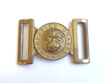 Grenadier Guards Belt Buckle - Vintage - British Army Genuine Issue - E20