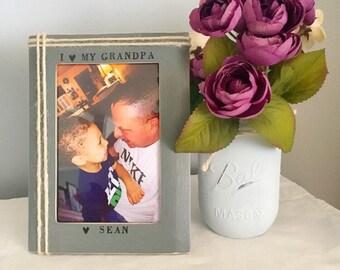 i love my grandpa frame dad frame husband frame uncle frame pop frame grandpa frame daddy and me frame son frame