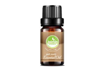 Palo Santo Essential Oil - Jaimin Essence - Pure Palo Santo Oil - Aromatherapy Oil - Therapeutic Grade - Pure Essential Oil
