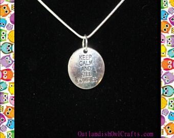 Walking Dead/Zombie Necklace