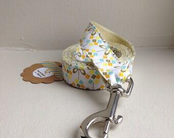Spirit country dog leash / leash dog / medium dog leash / dog leash / leash made in france / handmade