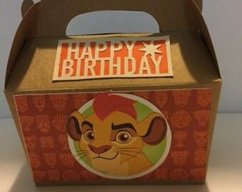 Lion Guard mini gable box