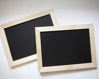 "Chalk boards 12 x 8"" inches,Kitchen Chalkboard,Framed Chalkboard,Wedding Chalkboards,Chalkboard Sign,Chalkboard Planner,Chalkboard Frame"