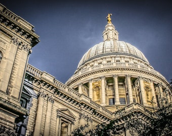 London Fine Print: St. Paul's Cathedral