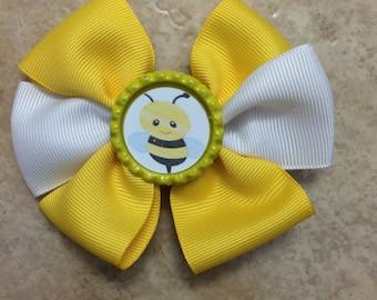 Cute Bee Bow