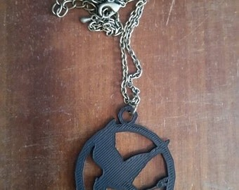 Jay Mockingbird - Hunger Games necklace