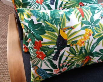 Cushion jungle tropics