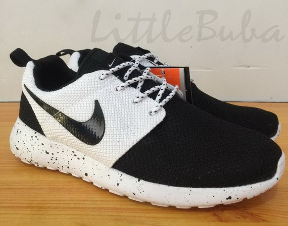 720bc4f45f37 best SALE 10% only until 5 January Custom Nike Roshe Run by LittleBuba