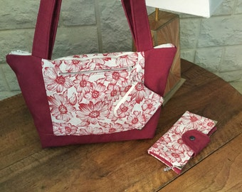 Handbag Tote shoulder - Ref: S44
