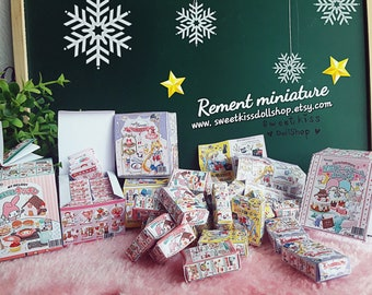 Cute Tiny rement boxes miniature 2