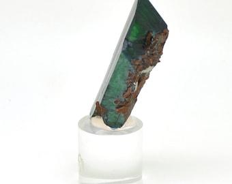 Crystal vivianite, Bolivia, 64mm