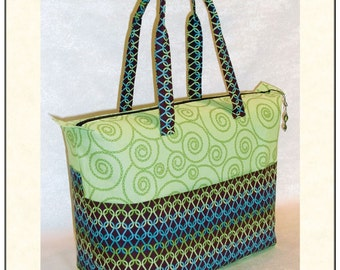 Summer Tote Pattern