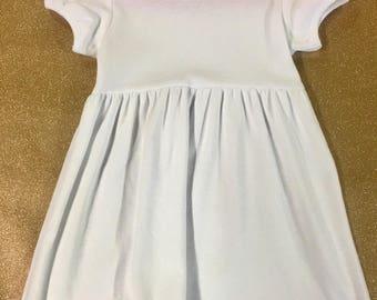 Girl Ruffle Dresses. Ruffle Dress. Little Girl Dress.