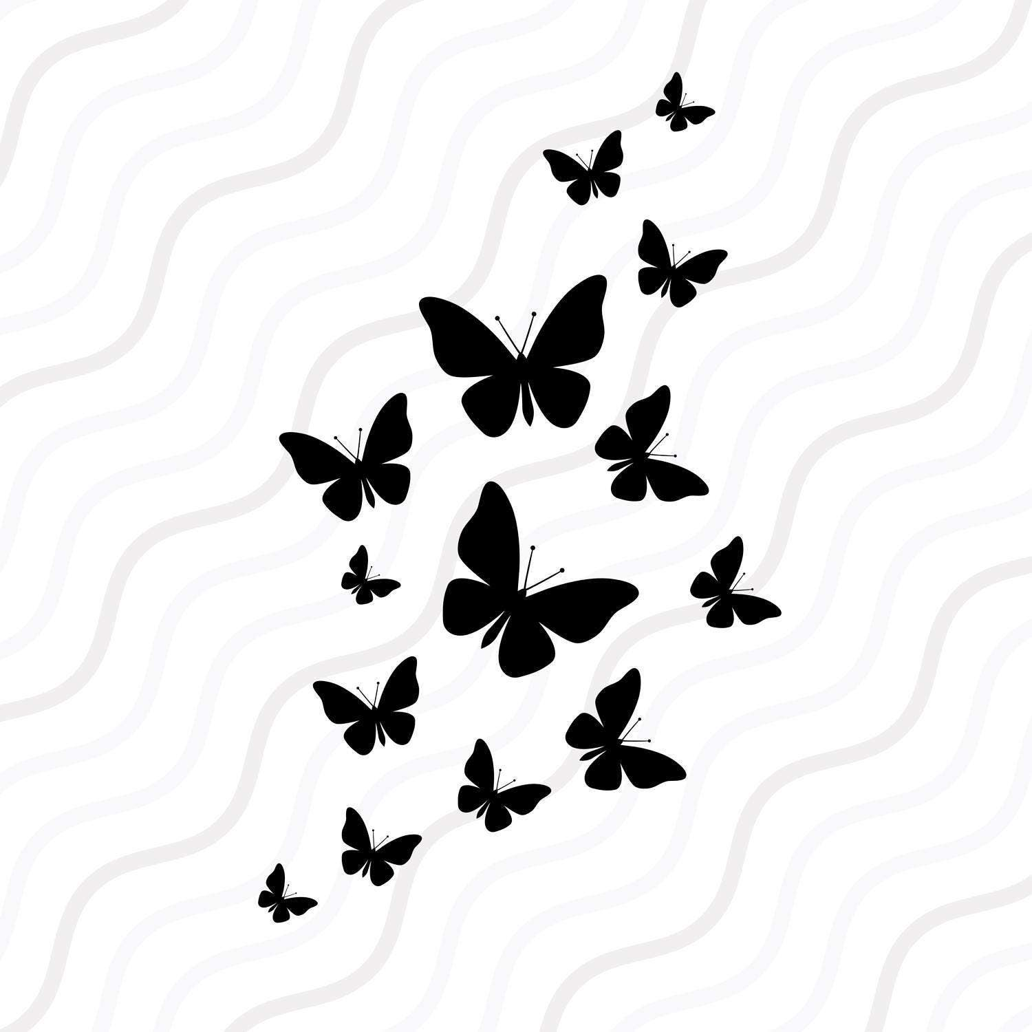 fluttering butterflies svg butterfly svg cut table butterfly clip art black and white outline butterfly clip art black and white free