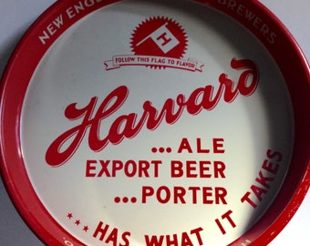 Harvard Brewing Co. Beer Tray