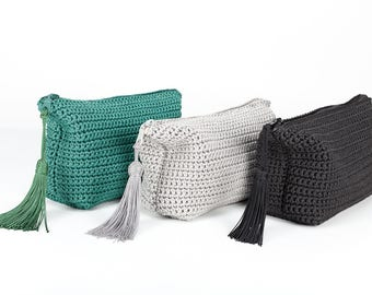 POUCH (french wool)