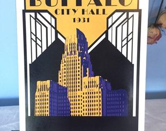 Buffalo City Hall 1931