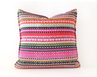Cotton Pillow Decorative Cover Cushion Pillow Cover Throw Pillow Cotton Pillow Throw Pillow Accent Sofa Pillows (Double Sided) 16''x16''