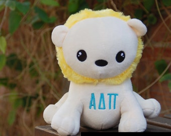 Alpha Delta Pi Lion Greekie