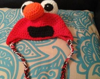 Elmo Child's Hat