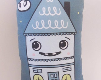 MiniHouse Pillow