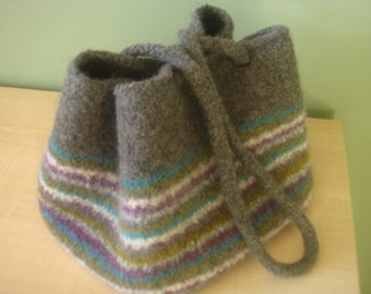 Felted Bag