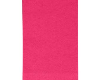 100 ct 3-Ply Hot Pink Dinner Napkins, Party Supplies, Wedding Supplies, Wedding, Party, Bachelorette Party, Baby Shower, Tableware