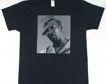 Charlie Murphy In Memory Of Graphic Screen Printed Tee - Dave Chappelle Show