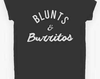 Blunts & Burritos Tee