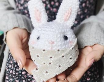 Crochet Bunny Amigurumi | Bubs the Bunny