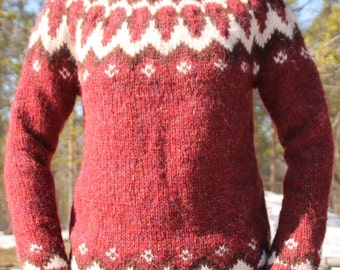 Iceland pullovers, Icelandic sweater, Alafoss Lopi, Dropar