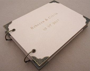 Wedding guest book ideas, unique wedding ideas rustic wedding book alternative guest book wedding book ideas