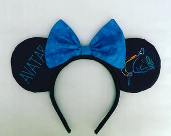 Sale! AVATAR inspired  Mouse Ears