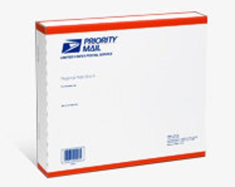 PRIORITY MAIL UPGRADE, Domestic Mail Only