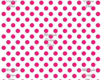 Small Polka dots Background