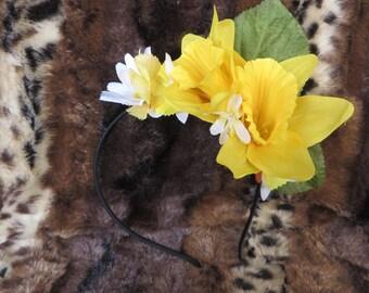 Daffodil Alice band