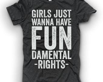 Girls Just Wanna Have Fundamental Rights