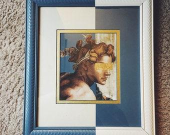 Framed Classical Print