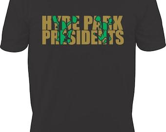 Hyde Park Presidents Cheer