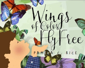 Wings of Colors Fly Free