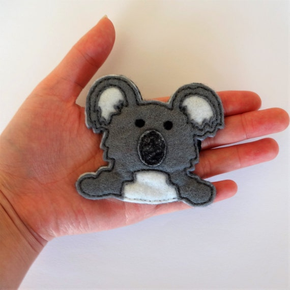 Cute Koala Hairclip